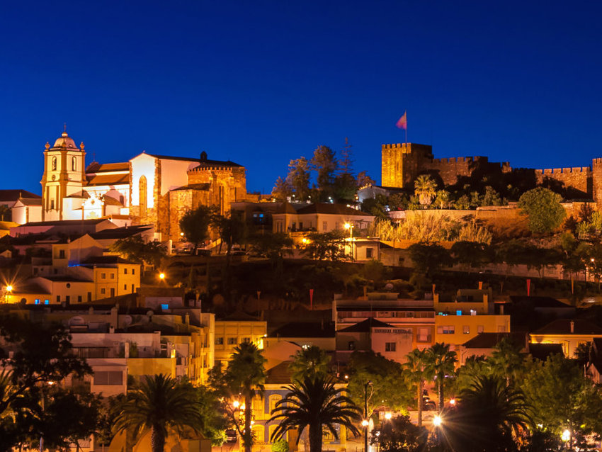 Silves and Monchique
