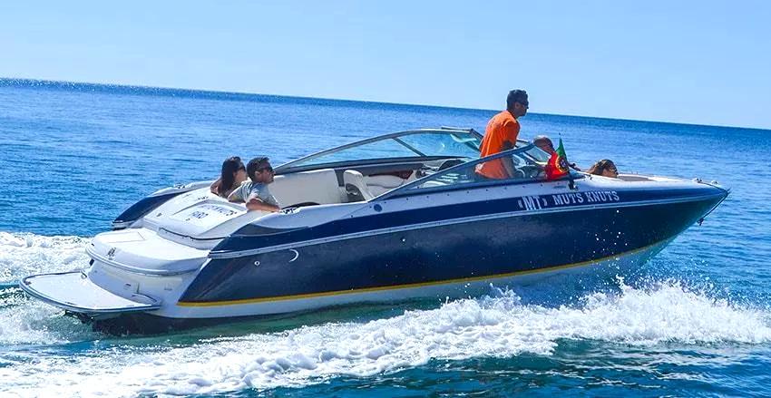 Speed Boat Vilamoura Experience