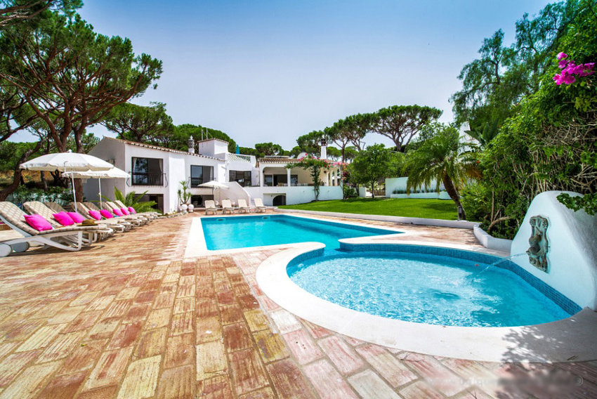 8 Bedroom Luxury Villa in Vale do Lobo