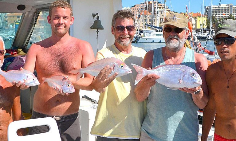Bottom fishing in Vilamoura - full day