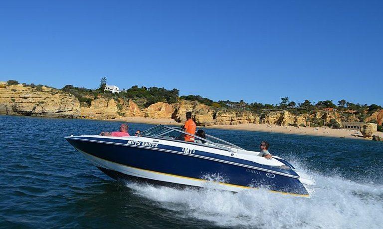 Speed boat rental in Vilamoura