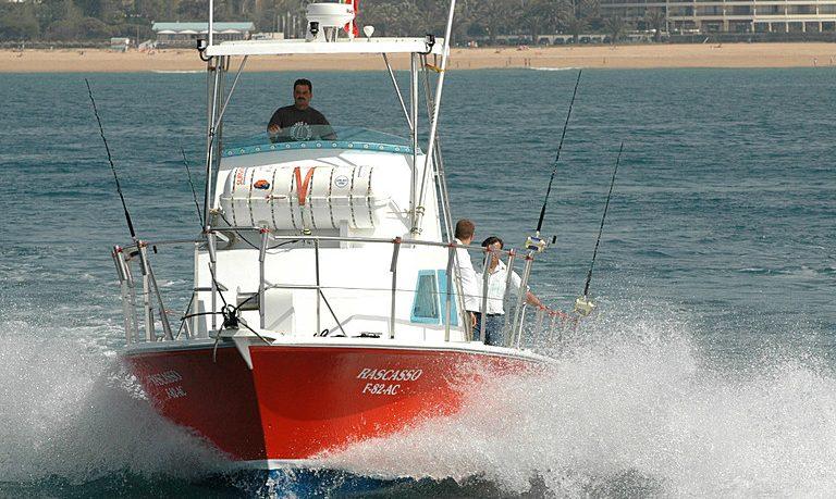 Dorado & Tuna fishing in Vilamoura