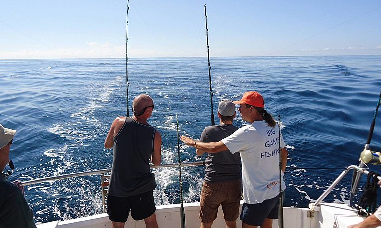 Reef fishing tour in Vilamoura – 5h