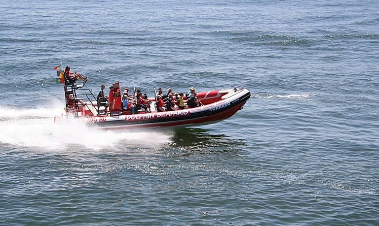 Benagil tour from Portimão Marina