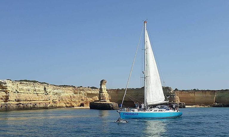 Half-day Sailing tour Albufeira
