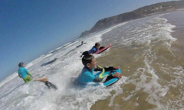 Private bodyboard lesson Algarve