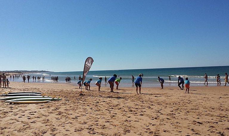 Private surf lesson Algarve