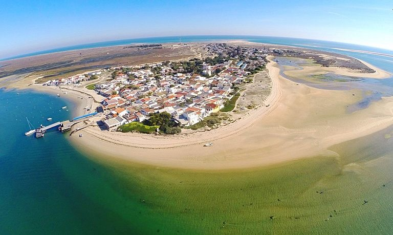 Discover Ria Formosa by ferry from Olhão
