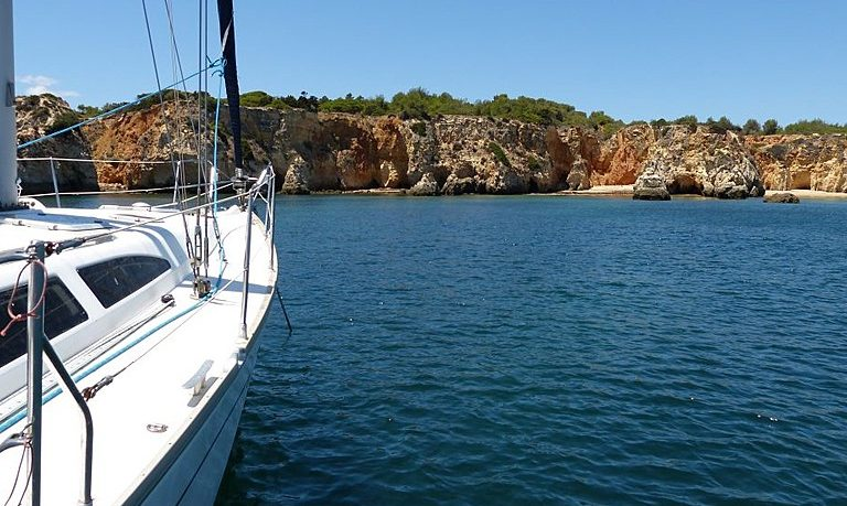 Sailing charter in Portimão – half-day