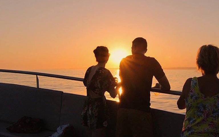 Sunset tour in Vilamoura