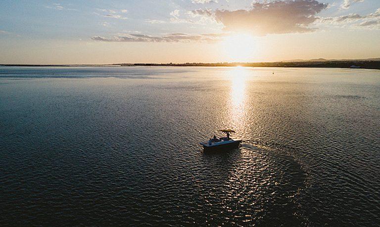 Tour on a Solar Boat in Ria Formosa