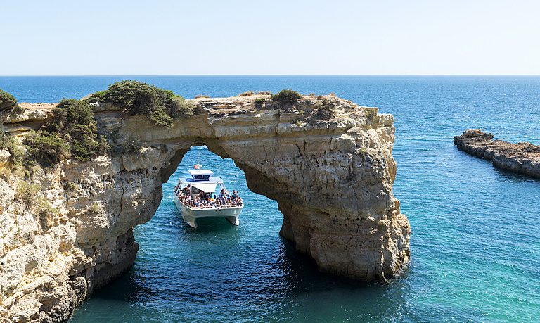 Culture and cave tour in Vilamoura - Benagil
