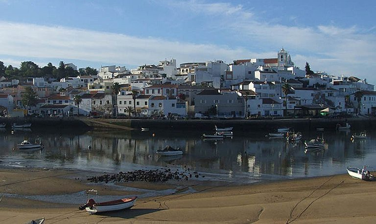 Boat tour to Silves