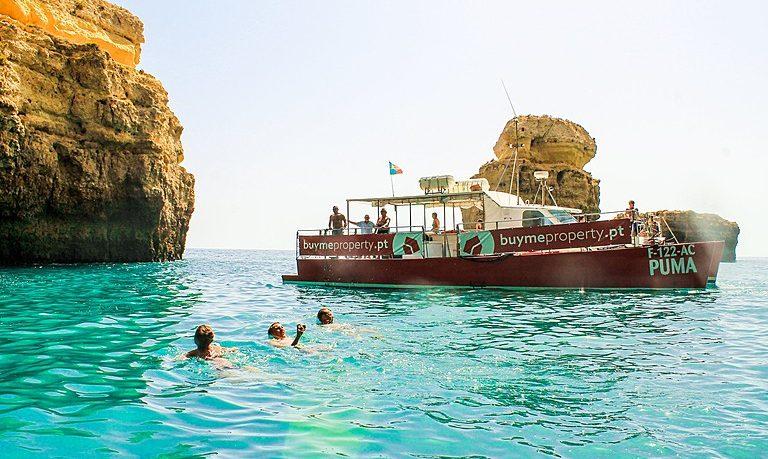Vilamoura Cave Tour to Galé