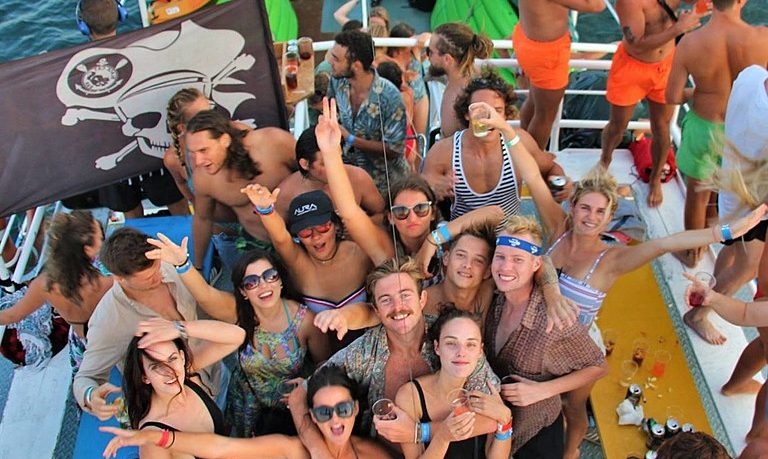 Boat Party in Lagos - Booze Cruise