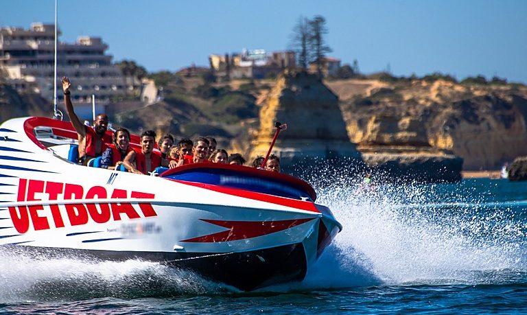 Lagos Jet Boat