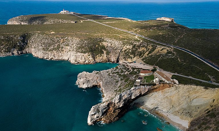 Boat tour to Sagres from Lagos