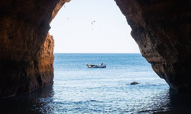 Private Cave Tour from Armação de Pêra