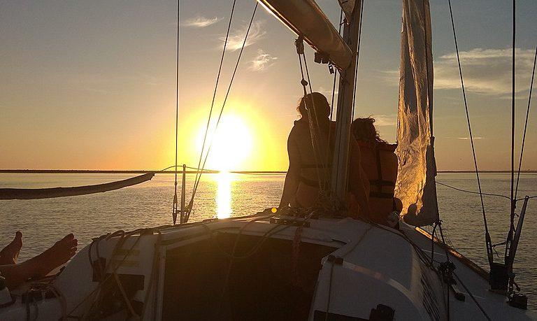 Ria Formosa sailing trip from Faro