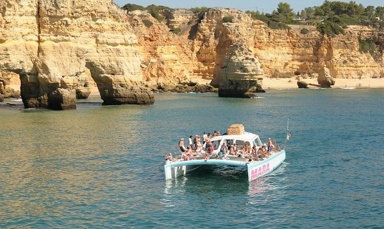 BBQ cruise from Albufeira