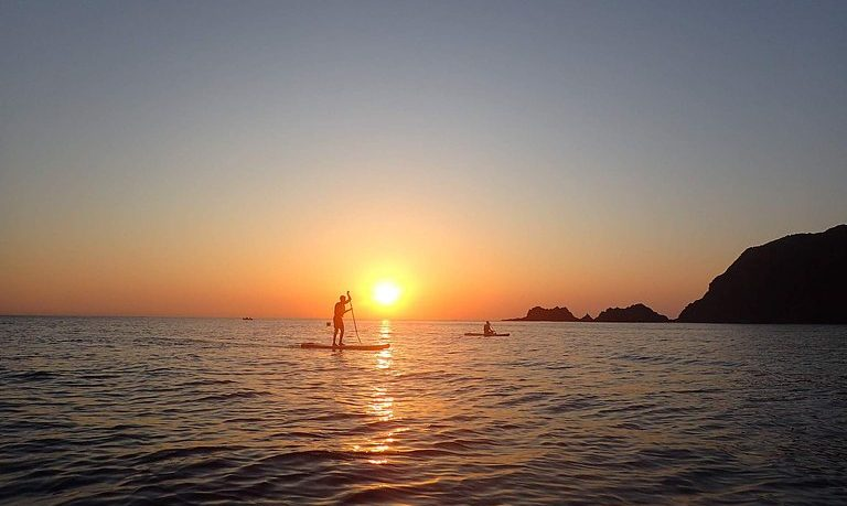 Sunset SUP Tour in Arrifana