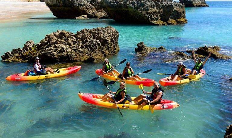 Albufeira Kayak Tour