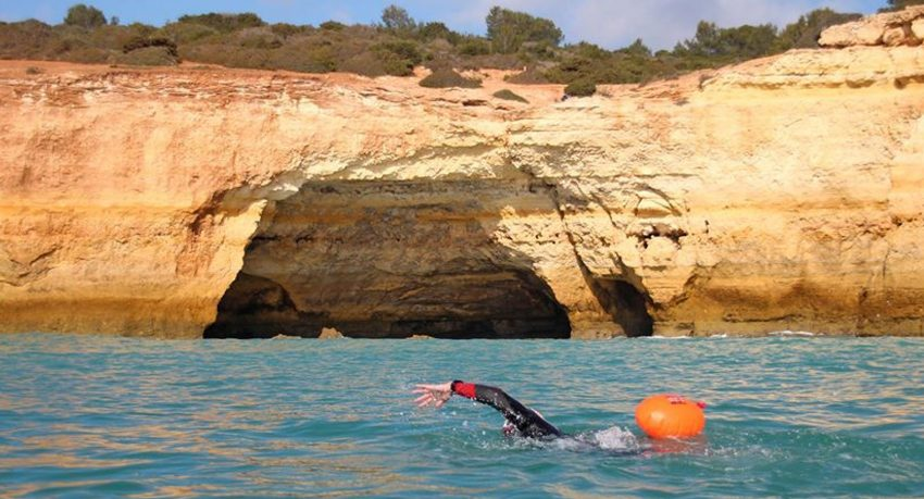 Benagil cave swimming tour