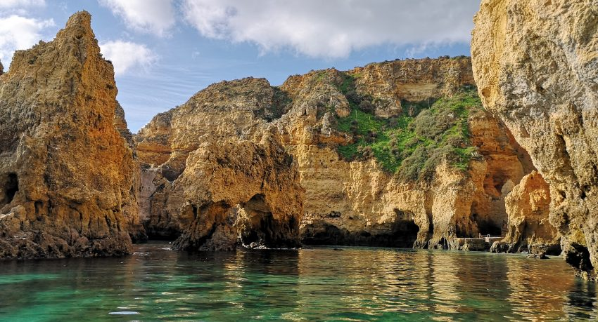 Lagos swimming tour to Ponta da Piedade