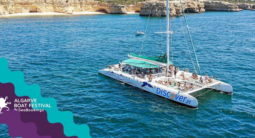 Algarve Boat Festival - Shared Deluxe Catamaran by Discover