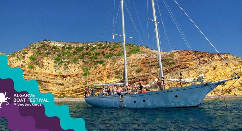 Algarve Boat Festival - Veleiro de Luxo até 18 pessoas