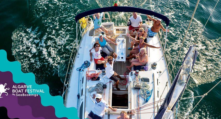 Algarve Boat Festival - private modern sailing yacht
