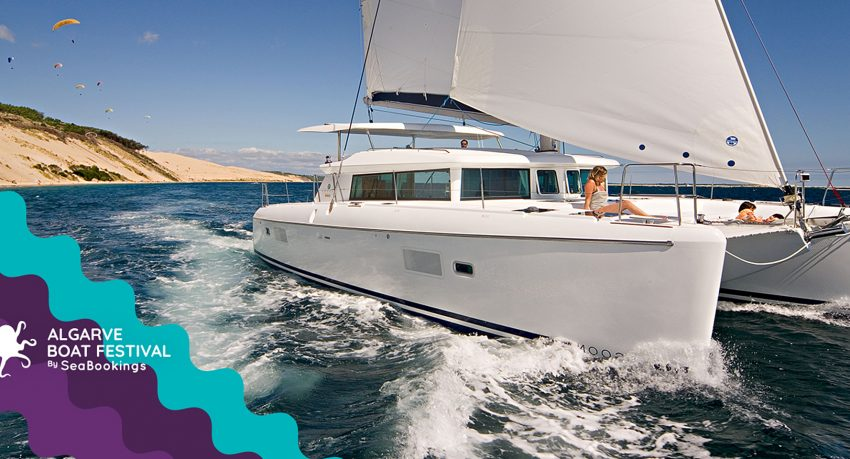 Algarve Boat Festival - Private luxury yacht
