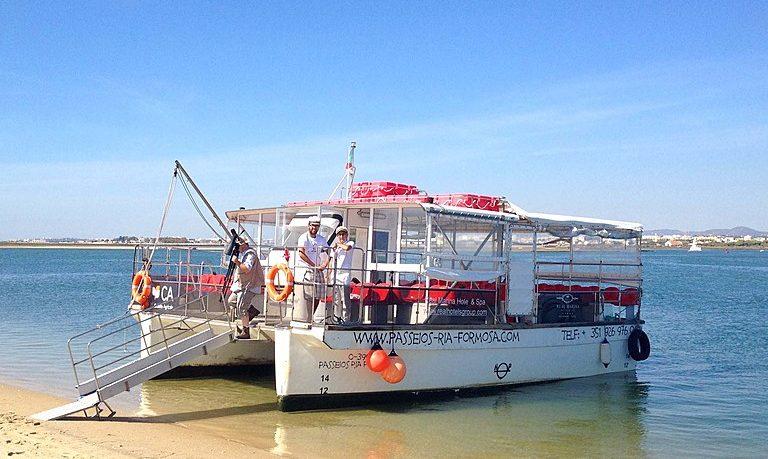 Full day excursion in Ria Formosa