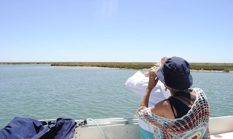 Faro boat tour