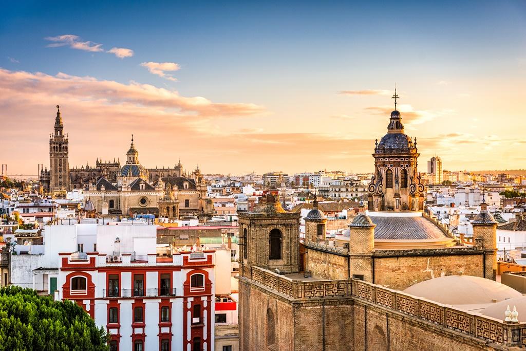 Seville City Tour