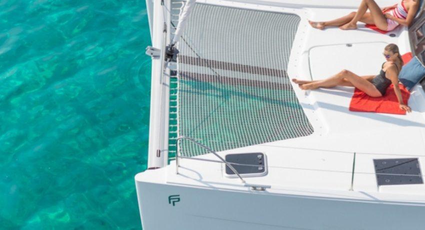 Private luxury catamaran in Portimão – full-day