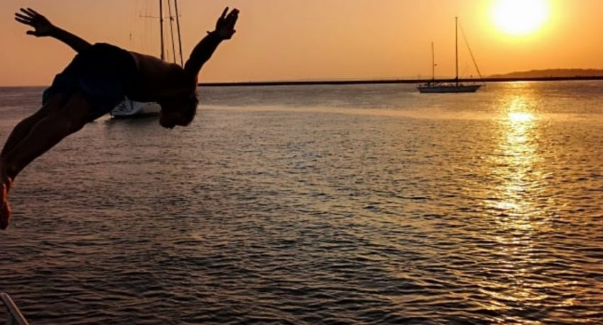 Vilamoura sunset cruise