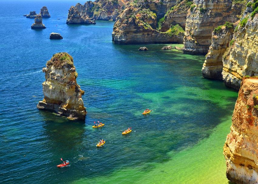 Kayak Explorer Cruise